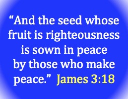 Bible Verses for Peace