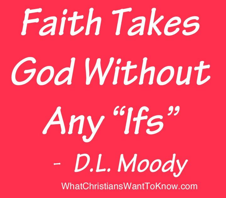 Religious Quotes About Faith Adorable Bible Verses About Faith 20 Popular Scripture Quotes
