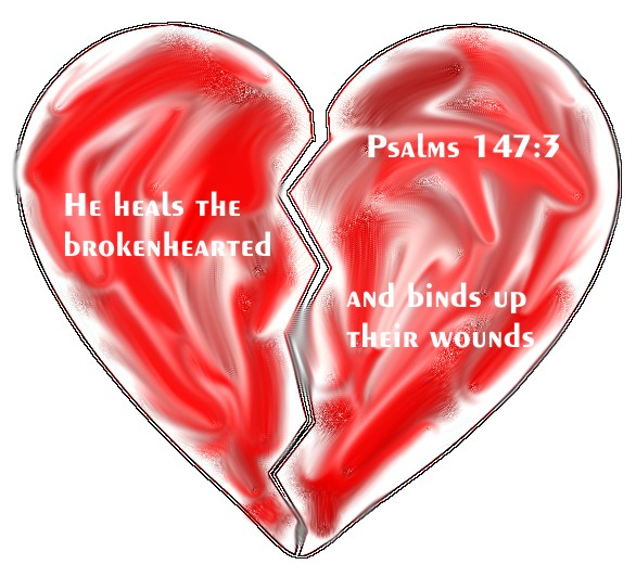 Bible Quotes Heart: 20 Encouraging Bible Verses For The Brokenhearted