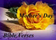 Bible Quotes About Mothers Cool Mother's Day Bible Verses 21 Fantastic Quotes For Mom