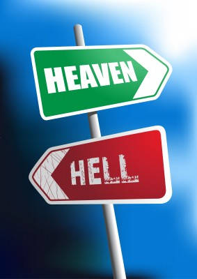 Where is Heaven? Where is Hell? What Does the Bible Say?What Does Heaven Look Like According To The Bible
