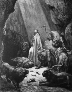Bible Summary of Daniel in the Lion's Den