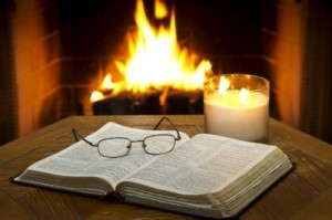 ...take the Word of God and write the words onto the tablet of our heart.