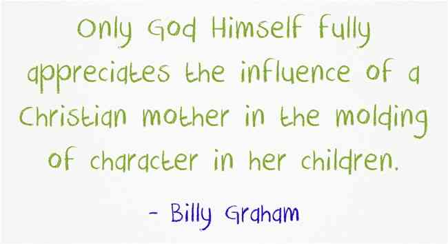 Bible Quotes About Mothers Alluring 21 Great Christian Quotes About Mothers