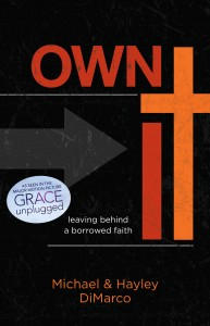 This easy-to-read, but hard-to-put down book pulls no punches about the difference of owning your faith rather than borrowing or renting it from other people.