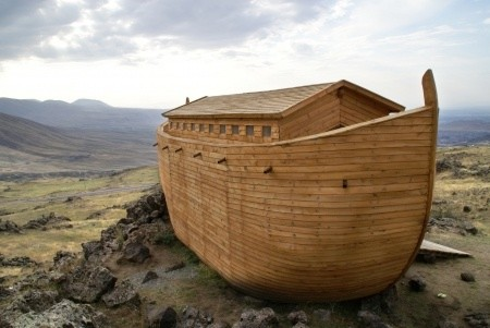 From What Kind Of Wood Did Noah Build The Ark