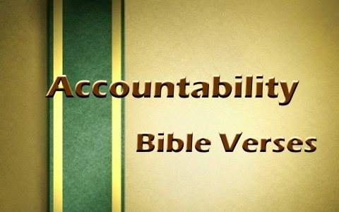 Good bible verses about accountability 6 good bible verses about accountability negle Images