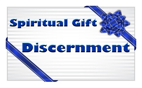 What is the spiritual gift of discernment how do you know if you bible verses on discernment negle Choice Image