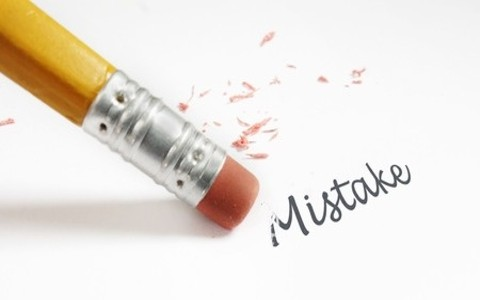 No Matter Where We Are In Our Christian Walk, We Will Make Mistakes.