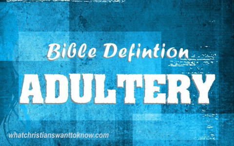 Sexual Immorality In The Bible Definition
