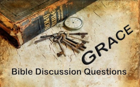 What is Grace? - Bible Study Questions