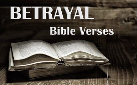Quotes About Family Betrayal Bible 10 Important Bible Ver...