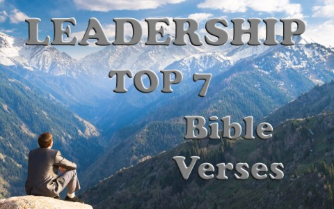 Top 7 bible verses about leadership top 7 bible verses about leadership negle Image collections