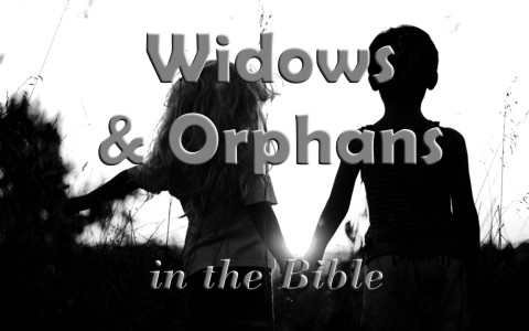 What Does the Bible Say About Widows and Orphans