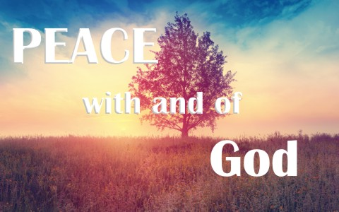 what-is-the-difference-between-peace-with-god-and-the-peace-of-god
