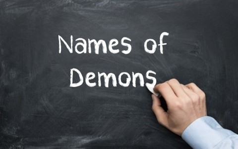does-the-bible-list-the-names-of-demons