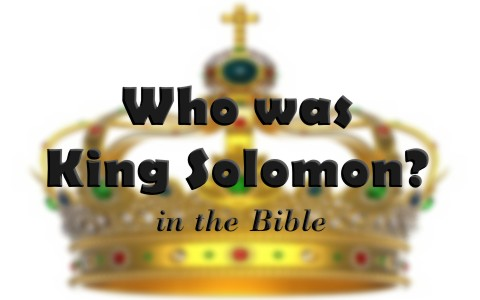 God ordained that Solomon would be the successor to the throne despite not being the oldest son.