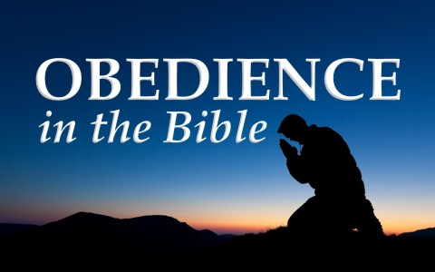 4 Examples Of Obedience In The Bible