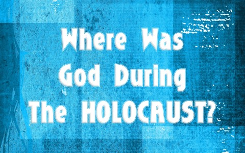 where was god during the holocaust essay Essay, term paper research paper on holocaust the most infamous example of persecution is the holocaust during the a child is the most precious gift god.